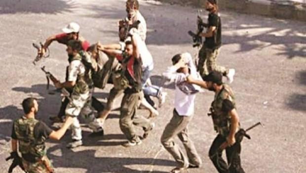 Suriye ve İran'a bağlı silahlı milisler arasında çok büyük çatışma.. Yüzlerce ölü var!