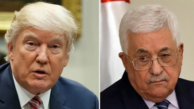 Trump'tan Abbas'a: Yüzyılın anlaşması seni şaşırtacak