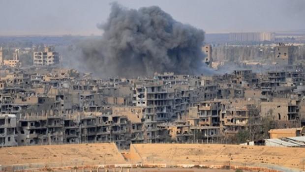 Koalisyon: Sivilleri değil IŞİD'i vurduk