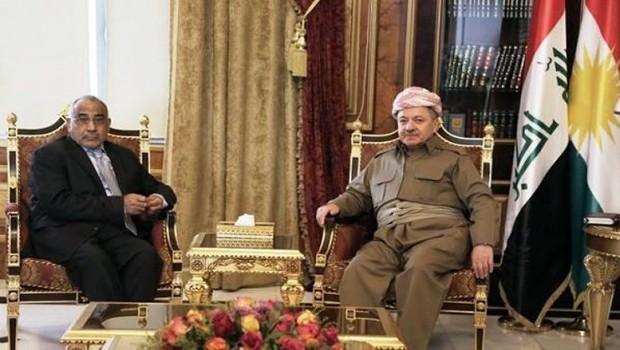 Başkan Barzani: Abdulmehdi önemli rol oynayabilir