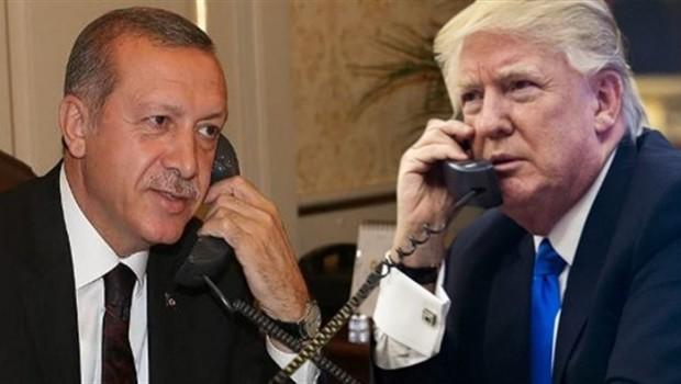 Erdoğan ve Trump arasında Kaşıkçı görüşmesi