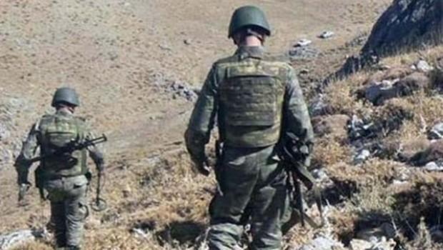 Hakkari'de çatışma: Bir asker hayatını kaybetti