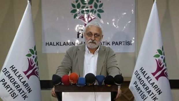 HDP'li Oluç: Bozdağ'ın kimliğini bile biz savunmak zorunda kalıyoruz