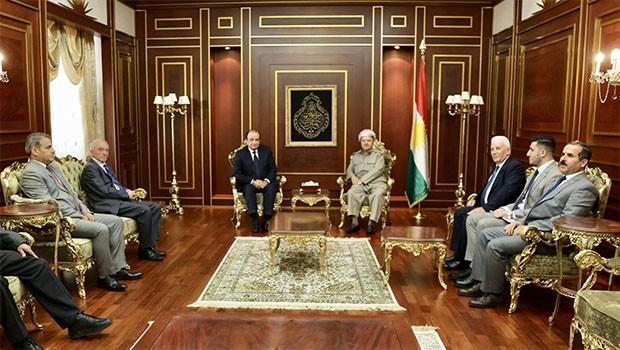 Başkan Barzani: Efrin, Kürdistan'a yapılan zulmün devamıdır!