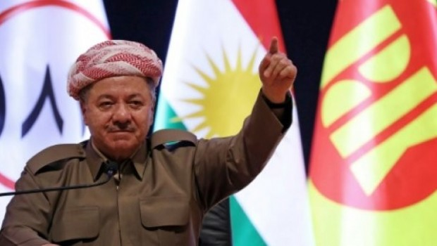 France24: Mesud Barzani Kürt ve Irak Cephelerine geri döndü