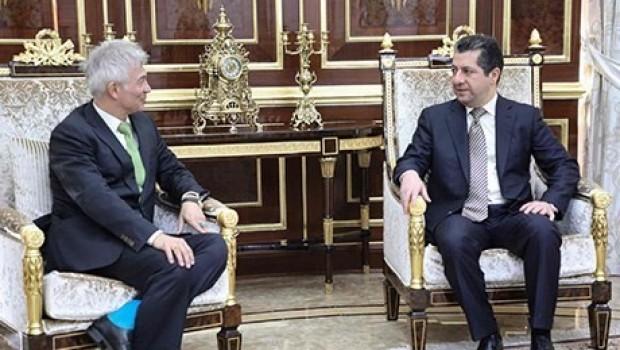 Mesrur Barzani: 140 madde uygulanmalı!
