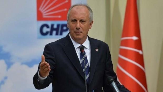 Muharrem İnce İstanbul için adaylık kararını açıkladı