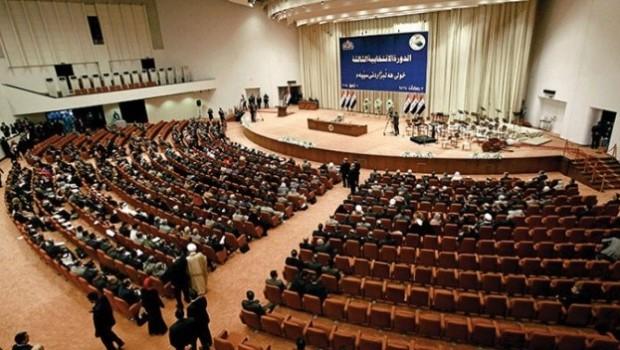Irak'ta Parlamento yeni kabine için toplanıyor