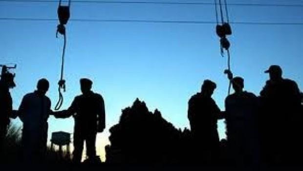 İran'da idamlarda artış!