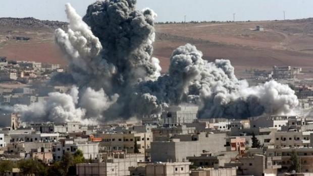 SANA: Koalisyon Deyr ez Zor'u yine vurdu
