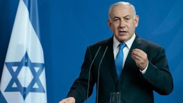 Netanyahu'dan Filistinin açıklaması: Bir şartla tanırız!
