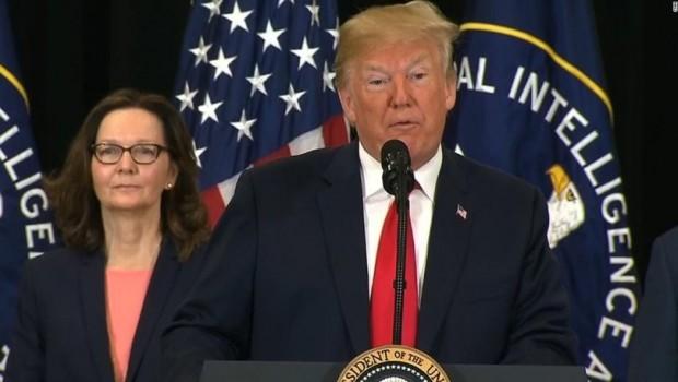 CIA direktörü, Kaşıkçı cinayetiyle ilgili Trump'a bilgi verdi