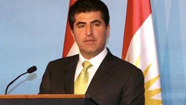 Başbakan Barzani'den Ürdün'e başsağlığı mesajı