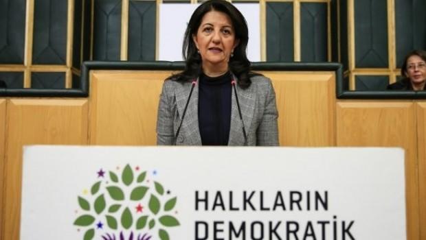 HDP'den Erdoğan'a Çözüm süreci çağrısı
