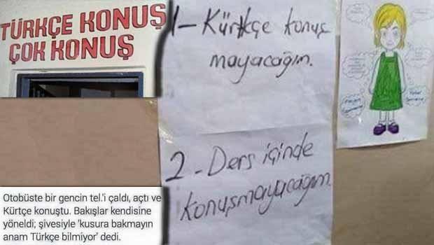 Kürdçe Yasaklarının İşlevi