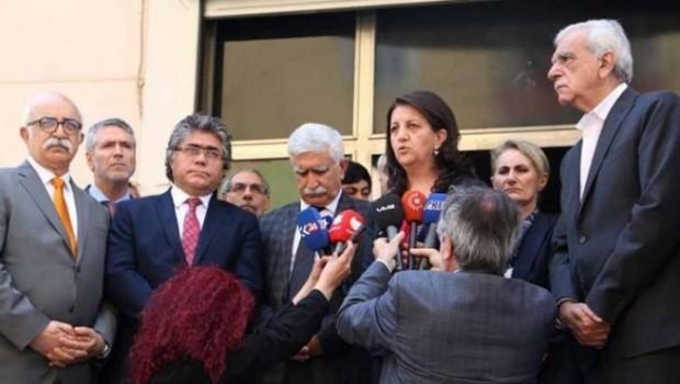 9 Kürt partisi ortak açıklama yapacak