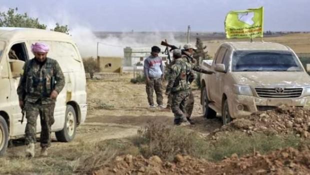 IŞİD Deyrezzor'da şiddetli saldırdı: En az 68 DSG savaşçısı yaşamını yitirdi