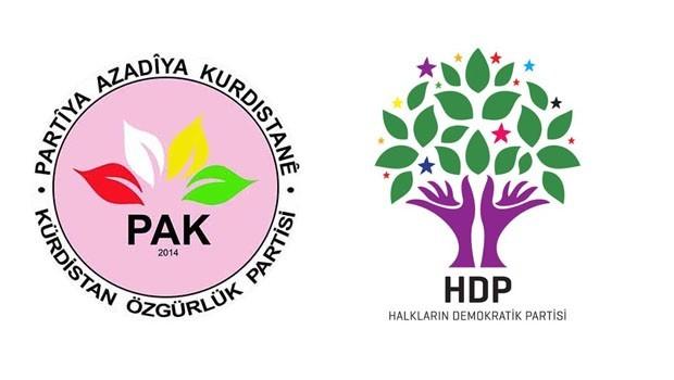 PAK'tan HDP'ye: Gönderilen davetiye ile Buldan'ın açıklaması farklıydı