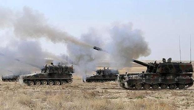 YPG kaynakları bombardımanı doğruladı!
