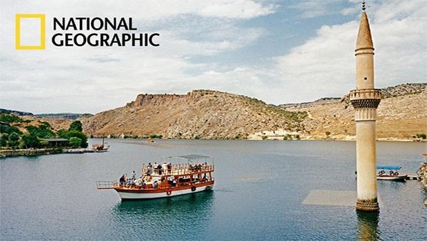 Hasankeyf'in yok edilişi National Geographic'te