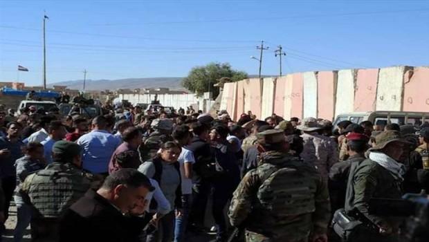 PKK ve Haşdi Şabi'den Şengal yönetimine engelleme
