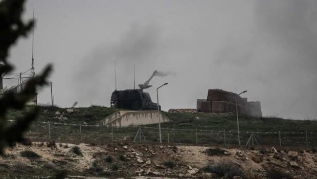 TSK, Girê Spî ve YPG mevzilerini bombalıyor