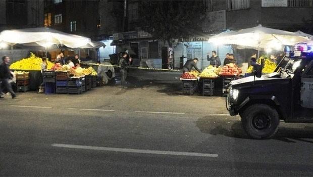 Diyarbakır'da esnaflar çatıştı: 1 ölü, 3 yaralı