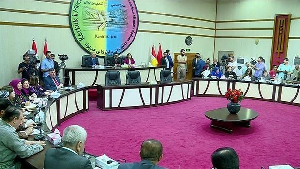 Kerkük için bir adım daha... Irak Parlamentosu'nda görüşülecek!