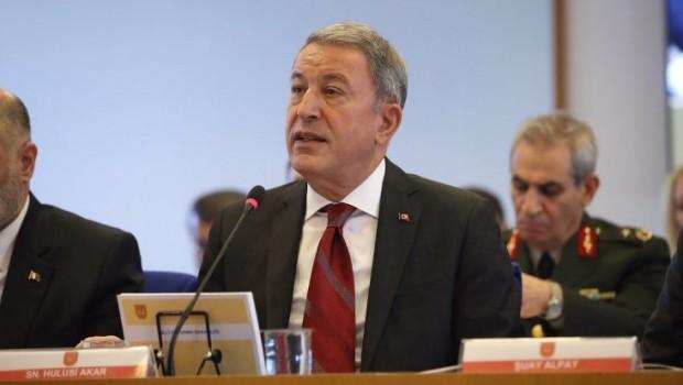 Akar'dan HDP'li Kaçmaz'a: Geleceği olumlu görün