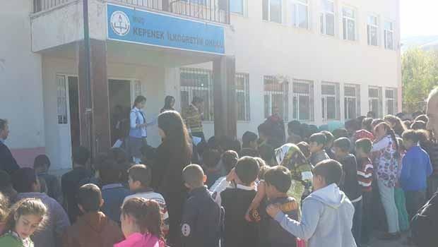 Muş'ta Hepatit A korkusu: 28 öğrenci hastaneye kaldırıldı
