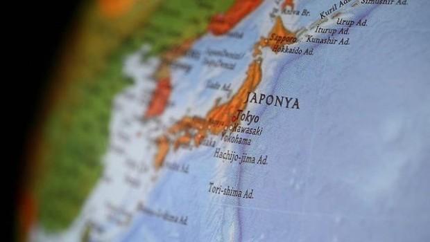 Japonya'da bir ada ortadan kayboldu