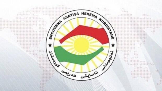 Kürdistan Güvenlik Konseyinden önemli uyarı!