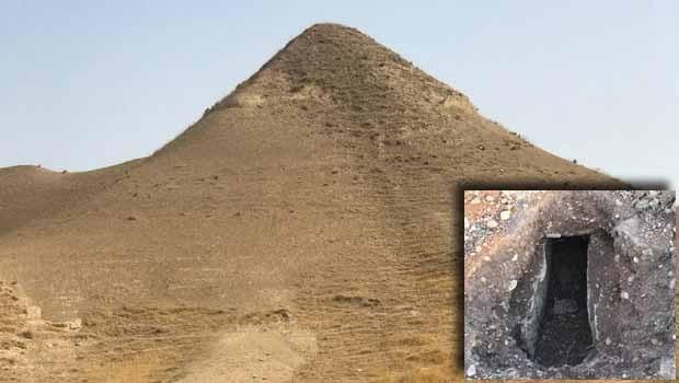 Batman Kültür Müdürlüğü Kürt Piramitleri'ni araştırdı