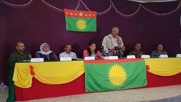 PKK'ye yakın Şengal Meclisi: Bağdat Kürdistan'a engel olmalı!