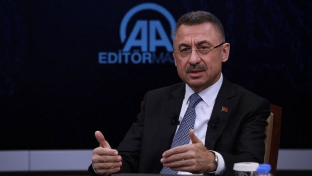 Türkiye Cumhurbaşkanı Yardımcısı: Menbiç'i erteleme sabrımız da, tahammülümüz de kalmadı