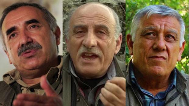 ABD'den PKK'li 3 liderin başına ödül