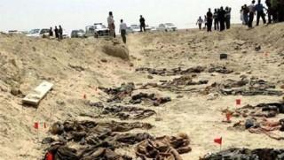 BM: Irak'ta 202 toplu mezar bulundu