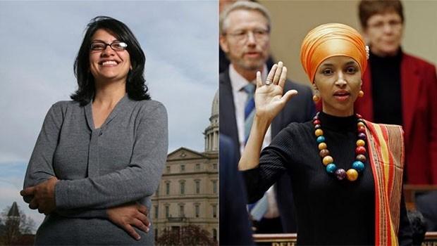 ABD'de bir ilk... Müslüman kadın Kongre üyeleri