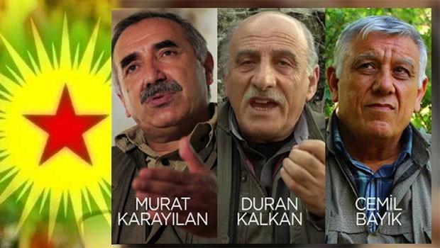 ABD'nin ödül kararı sonrası PKK'den ilk açıklama