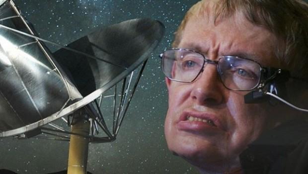 Hawking'in uyarısına rağmen tarihi adım atılıyor