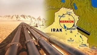 Irak Petrol Ajansı'ndan resmi 'Kerkük Petrolü' duyurusu