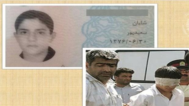 İran mahkemesinden akılalmaz karar... Kürt çocuk mahkuma idam cezası!