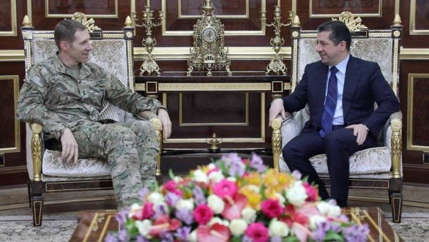 Mesrur Barzani: Irak'ta yeni bir sürec başlamalı