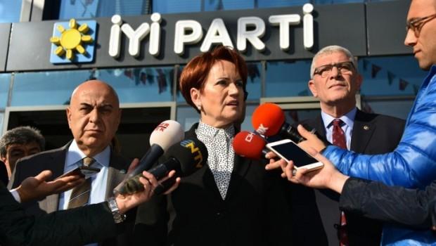 Akşener: AK Parti ile HDP arasında gizli görüşme yapılıyor