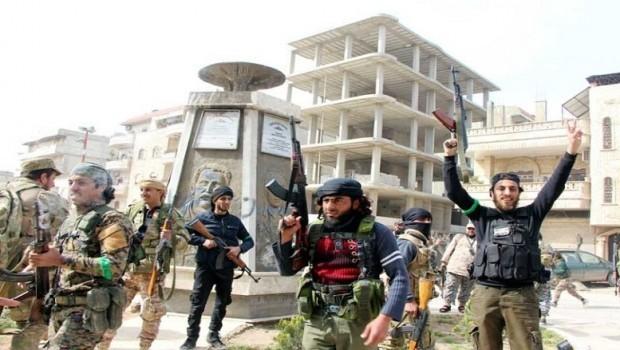 Efrin'de ÖSO grupları arasında çatışma... Çok sayıda ölü ve yaralı var!