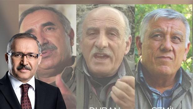 Selvi: ABD PKK'yi değil, YPG'yi tercih etti