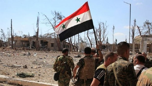 Suriye ordusu: Rojava'ya askeri harekat için Rusya'dan yanıt bekliyoruz