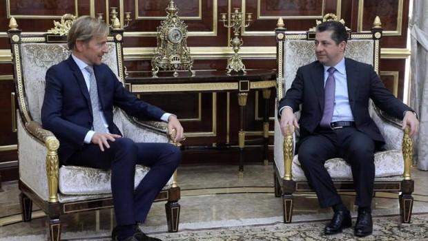 Mesrur Barzani: Sorunların çözümü hızlandırılmalı