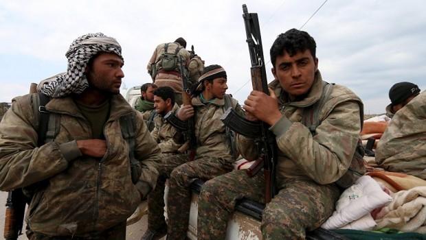 Al Monitor: Afrin'de adam kaçırma çeteleri hayatı cehenneme çevirdi