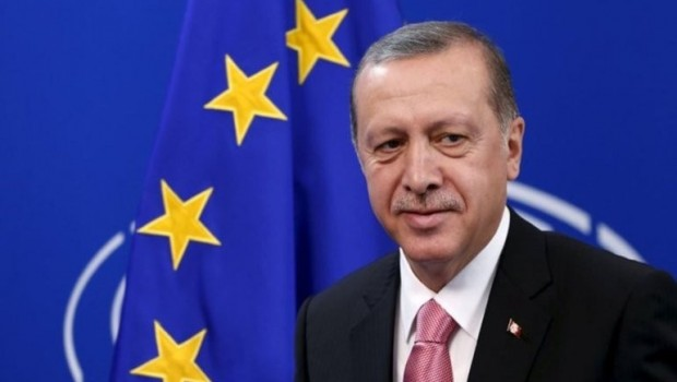 Erdoğan: AB hedefimiz devam ediyor